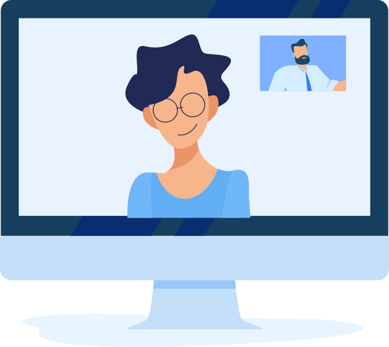 choose lets speak together for your online lesson
