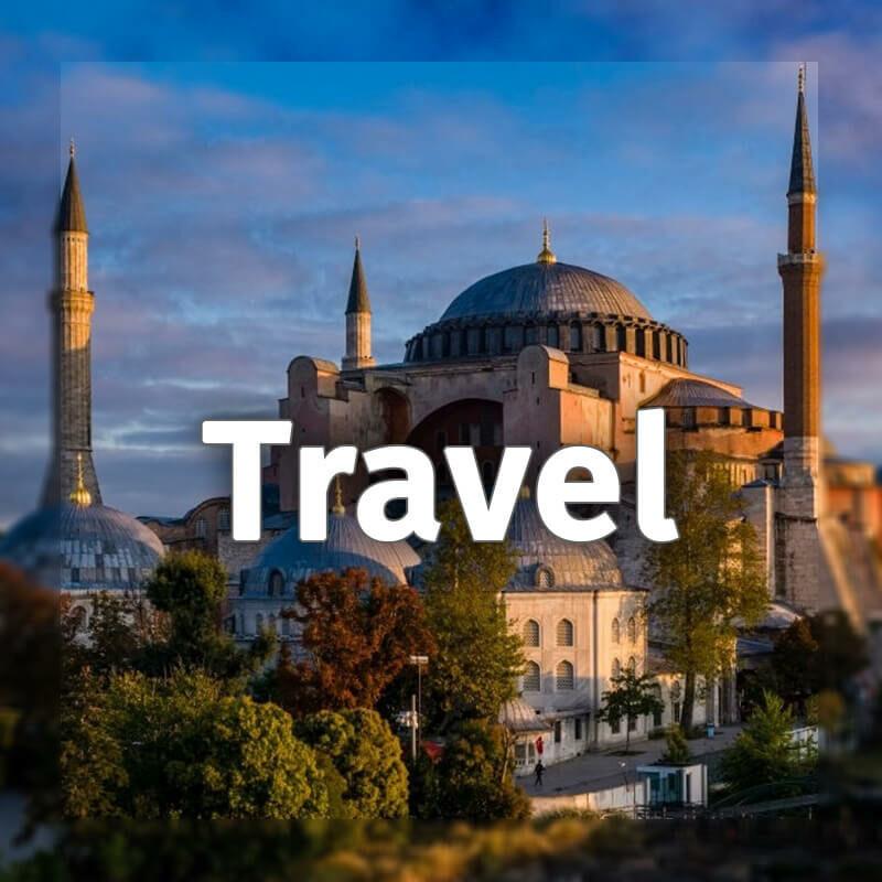 Turkish online travel lesson Let's Speak Together